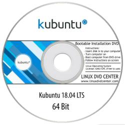 "Kubuntu 18.04 LTS ""Bionic Beaver"""