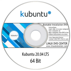 Kubuntu 20.04, 20.10, 21.04 (64Bit)