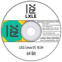 LXLE OS  (LXDE) 18.04 LTS (32/64Bit)