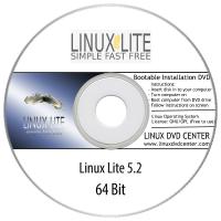 Linux Lite 5.2 Live (64Bit)