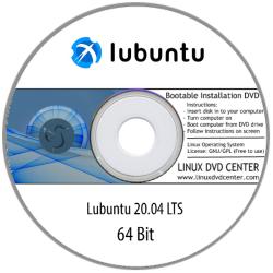"Lubuntu 20.04 LTS ""Focal Fossa"""