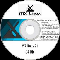 MX Linux 19.3 (32/64Bit)