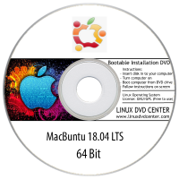 MacBuntu Linux 18.04 (64Bit)