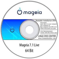 Mageia 7.1 (32/64Bit)