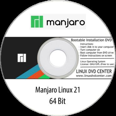 Manjaro 20.0 (64Bit)