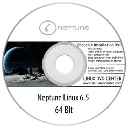 Neptune Linux 6.5 (64Bit)