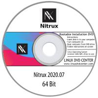Nitrux OS 2020 Live Desktop (64Bit)