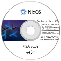 NixOS Linux 20.09 (32/64Bit)