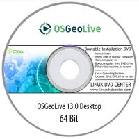 OSGeoLive 13.0 (64Bit)