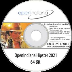 OpenIndiana Hipster 2021.04 (64Bit)