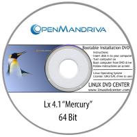 OpenMandriva LX 4.1-2020 (64Bit)