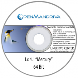 OpenMandriva LX 4.1-2020