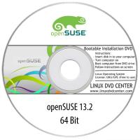 OpenSUSE 13.2 (32/64Bit)
