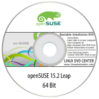 OpenSUSE 15.2 (64Bit)