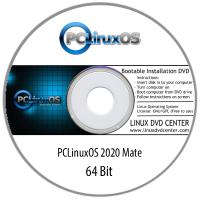 PCLinuxOS 2020 Live (64Bit)