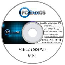 PCLinuxOS 2020 (64Bit)