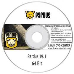 Pardus Linux 19.1 (64Bit)