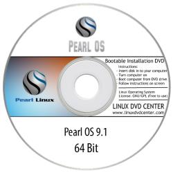 Pearl Linux Desktop 9.1 (64Bit)