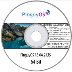 PinguyOS 18.04.2 LTS (64Bit)