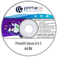 "PrimeOS 0.4.5 ""Android for PC & Laptops"" (64Bit)"