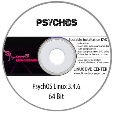 PsychOS 3.4.6 Desktop (32Bit)