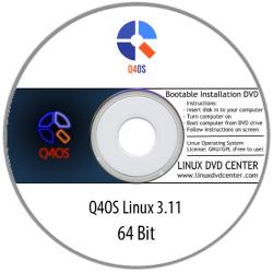 Q4OS Linux 3.11 Desktop Live