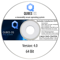 Qubes OS 4.0 Live (64Bit)