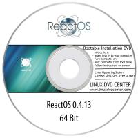 ReactOS Live 0.4.13 (32/64Bit)