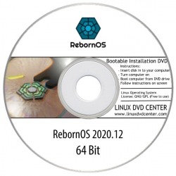 RebornOS 2020.12.04 (64Bit)