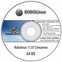 Robolinux 11.07 (64Bit)