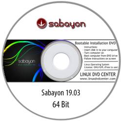 Sabayon 19.03 (64Bit)