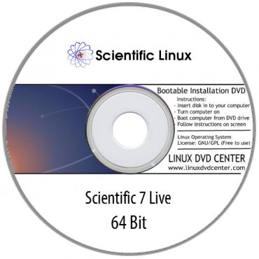 Scientific 7.8 Live (64Bit)