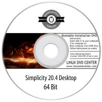 Simplicity Linux 20.4 (64Bit)