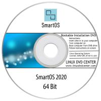 SmartOS Linux 2020 (64Bit)