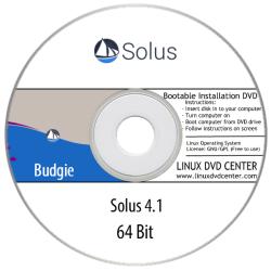 Solus 4.1 Desktop (64Bit)