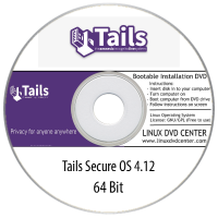 Tails Secure OS 4.12 Live (64Bit)