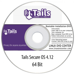 Tails Secure OS 4.10 Live