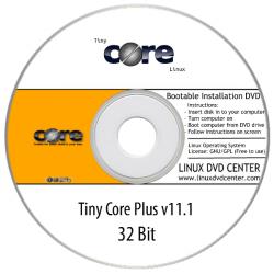 Tiny Core Linux v11.1 (32Bit)