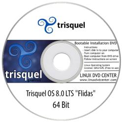 """Trisquel OS 8.0 LTS """"Flidas"""""""