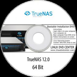 TrueNAS CORE 12.0-U5 (64Bit)