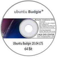Ubuntu Budgie 20.04, 21.04 LTS (64Bit)