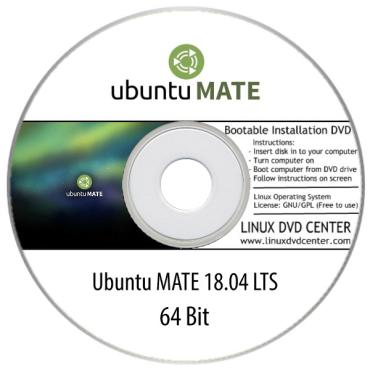 "Ubuntu MATE 18.04 LTS ""Bionic Beaver"" (32/64Bit)"