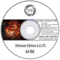 Ultimate Edition 6.6 LTS (64Bit)