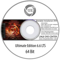 Ultimate Edition 6.6 LTS (64Bit)