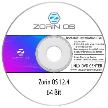 Zorin OS 12.4 (32/64Bit)