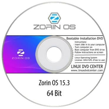 Zorin OS 15.3 (32/64Bit)