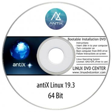 antiX Live 19.2 (32/64Bit)