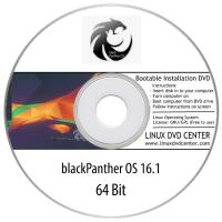 BlackPanther OS 16.1 (64Bit)
