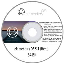 "elementary OS 5.1 ""Hera"""